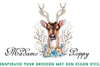 Madame Poppy Inspiratie voor bruiden met een eigen stijl logo